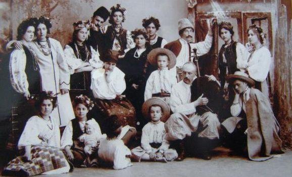 Міжнародний конкурс виконавців на народних інструментах