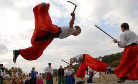 Фестиваль Бойового Гопака «Козацькі Забави»