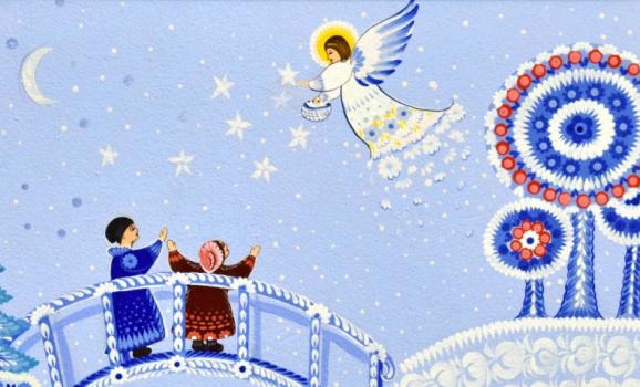 «Різдвяна казка» триває в Дніпровському Будинку мистецтв