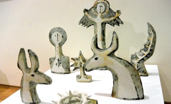 Виставка «Різдвяні дзвоники» в Музеї декоративного мистецтва