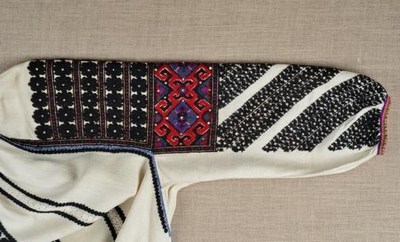 Буковина та Західне Поділля: практикум з вишивки