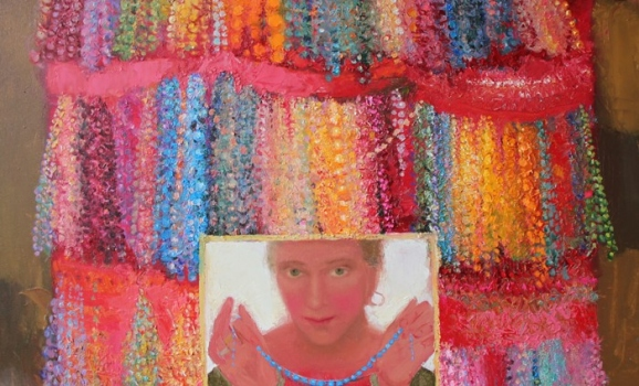 Персональна виставка ляльок та живопису Катерини Косьяненко