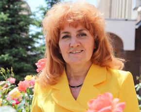 Лариса Зоріна