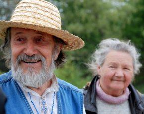 Vasyl and Inna Perepadya