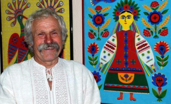 Виставка живописних картин Івана Приходька