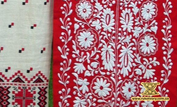 Правила вишивання весільного рушника власними руками