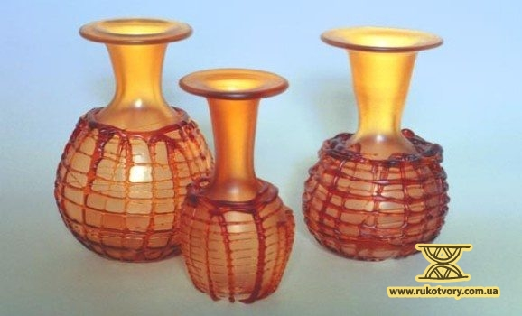 Виставка виробів зі скла В'ячеслава Дудіна