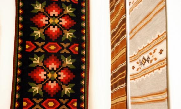Богуславські килими експонуються в музеї декоративного мистецтва
