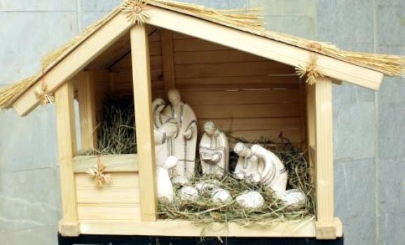 У Львові відкрили виставку різдвяних шопок