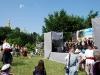 Зелена галявина насолоджується голосами Чернігівщини