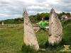 скульптура з каменю, буша