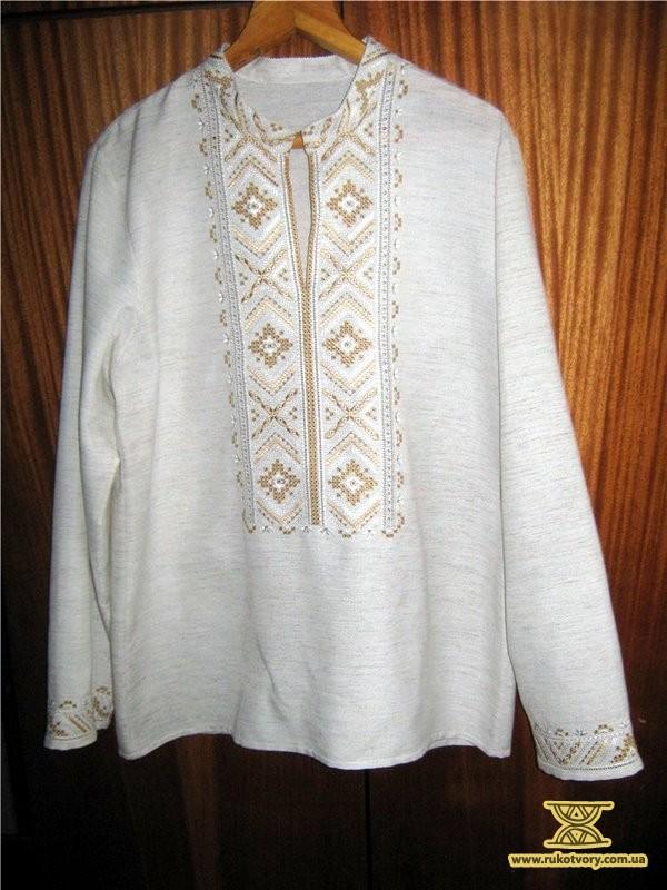 Чоловіча сорочка   Рукотвори b34ae722cb4ed