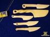дерев\'яні ножі і сокири