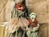 лялька з трави