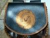 сумка з трипільським орнаментом
