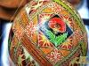 Леся Турукіна, писанки, страусині яйця