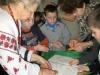 Вчителі ліпили разом з дітьми
