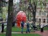 У центрі Києві встановили 4-метрову писанку