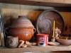 Давні керамічні зразки