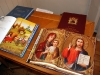 Видання про хатню ікону Ольги Богомолець