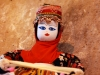 Traditional Rag Dolls from Soganli. Kayseri, Turkey