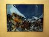"""Ескізи 1951 року до мультфільму \""""Ніч перед Різдвом\"""" Анатолія Петрицького"""