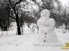 снігова баба