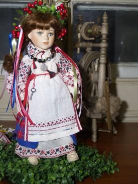 Tetyana Protcheva crafts