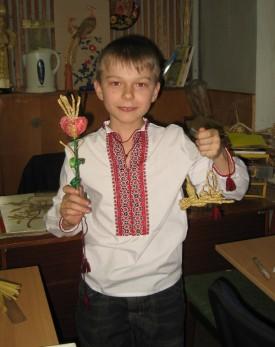 Тарас Бульба. Учень Раїси Павленко