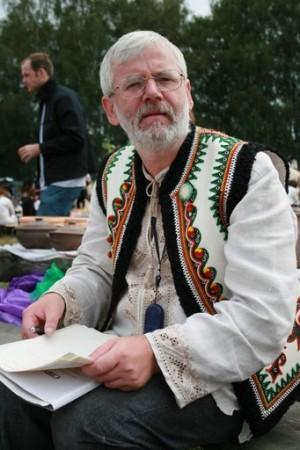 Олексій Доля, етнограф (Фото Людмили Тесленко-Пономаренко)
