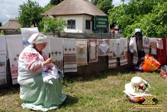 Майстриня-вишивальниця Олена Упір, м. Маріуполь