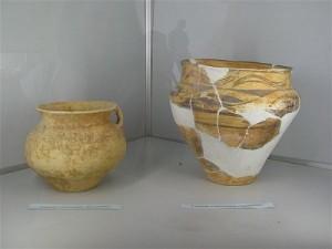 Експонати музею, знайдені під час археологічної експедиції у Черкаській області