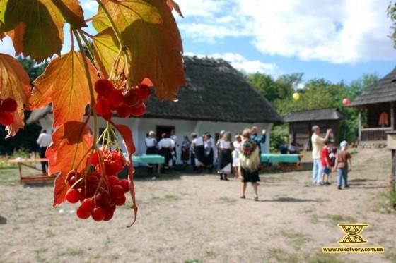 музей під відкритим небом у Чернівцях