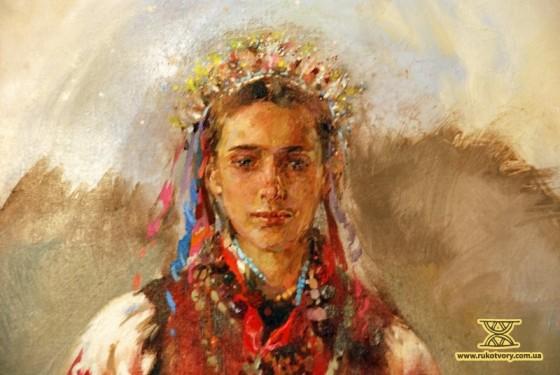 Робота Катерини Білетіної, 2009