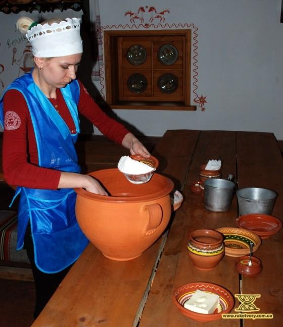 приготування паски