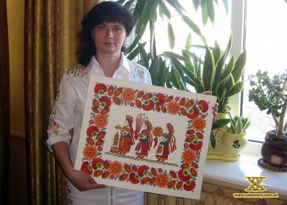 Назаренко Галина