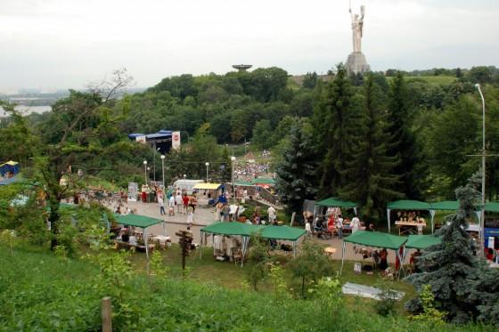 Алея майстрів 2010