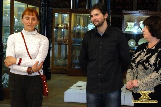 Леся Денисенко-Єременко та Івана Бобков