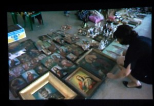 Ольга Богомолець шукає ікони