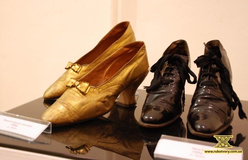 Яке взуття носила Міс Львова 1905 року  - Рукотвори e7ac00eedf710