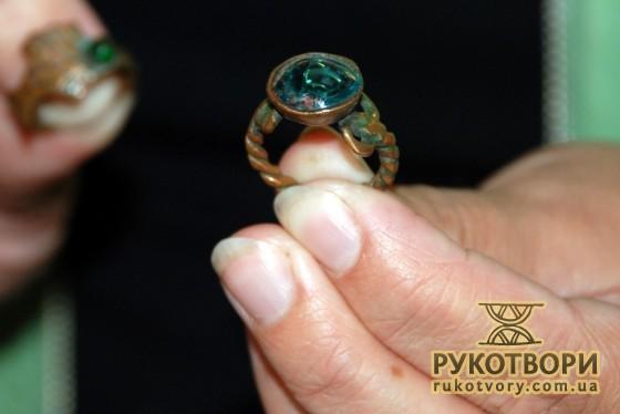 Перстень Михайла Ковальчука