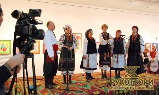 Cільський фольклорний гурт РАДУЙСЯ