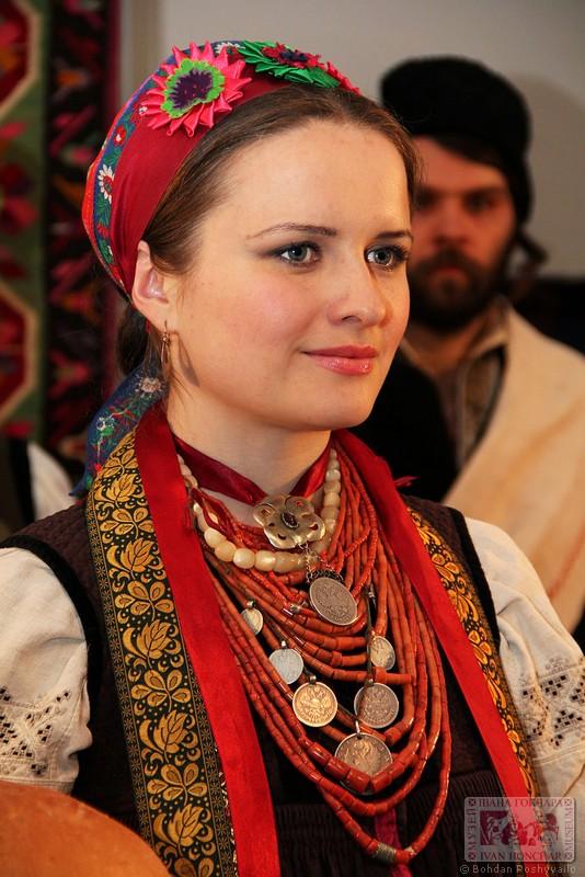 Під час показу мод в Музеї Івана Гончара