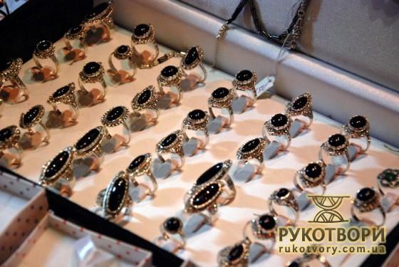 Jet jewellry