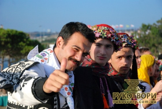 Фестиваль в Туреччині