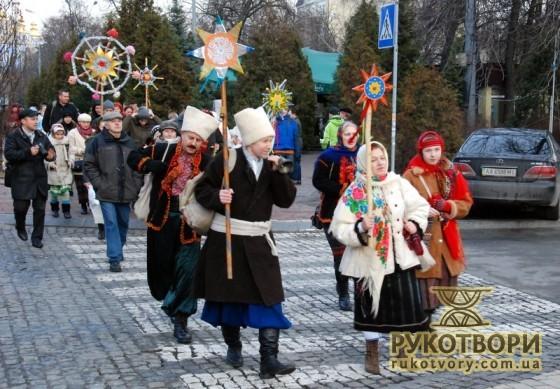 Різдвяна хода у Києві