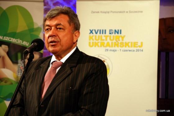 Мирон Янків, генеральний консул України в Гданську