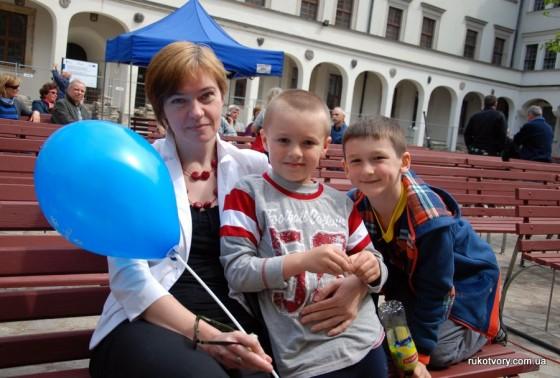 Єва, мешканка Щецина, має українське походження