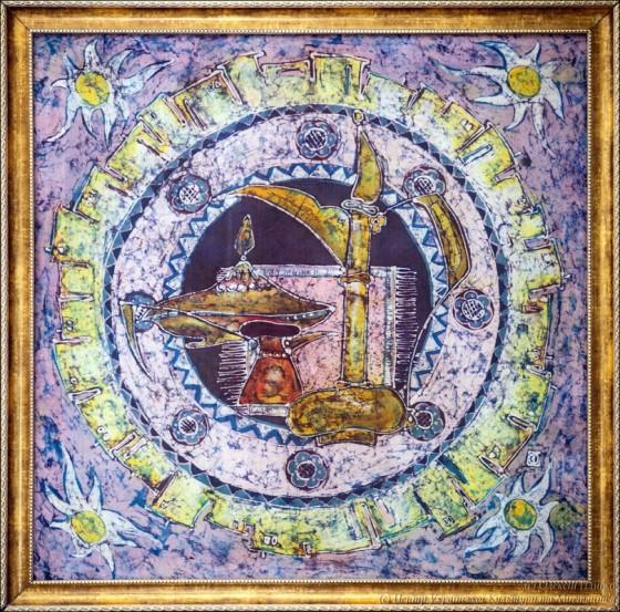 Кримськотатарське мистецтво