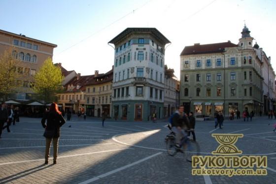 Словенія. Велокультура